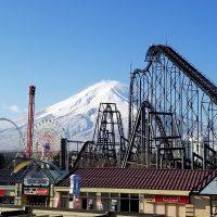 ホワイト富士山
