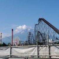 富士山梅雨明け