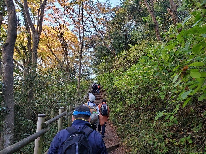 高尾山 稲荷山コース